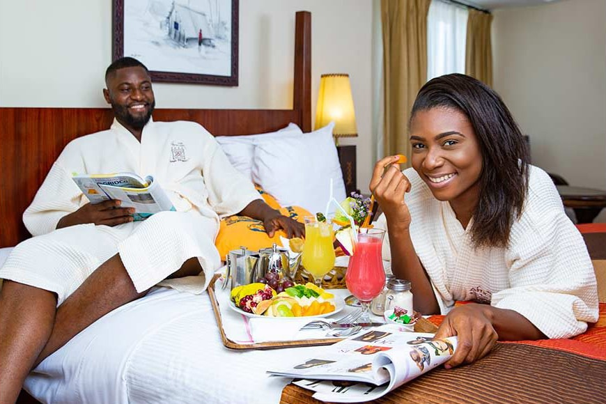 affordable hotels in accra